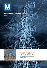 140 SP-SPD Pantógrafos