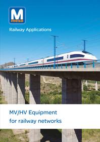 Équipement ferroviaire de MT/HT