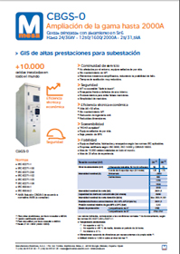 CBGS-0 Flyer
